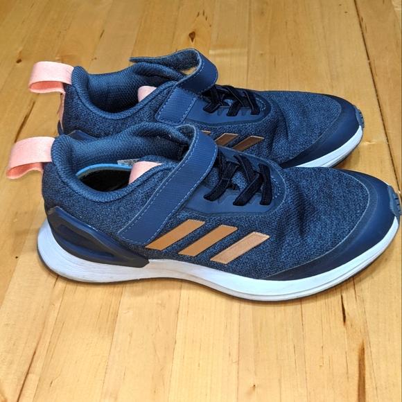 Adidas girls size 2 sneaker